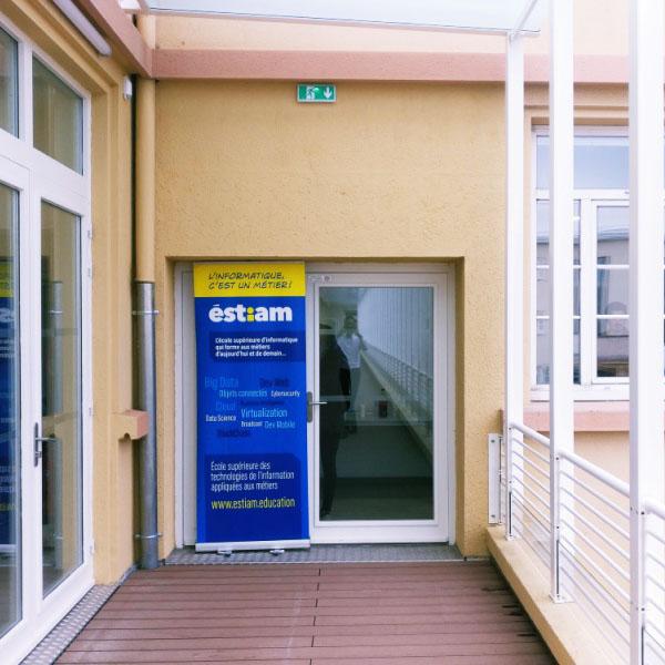 Inauguration des nouveaux locaux Estiam Lyon
